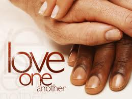 Love One Another (Hands)