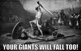David & Goliath 2