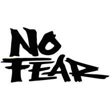 no-fear-sticker