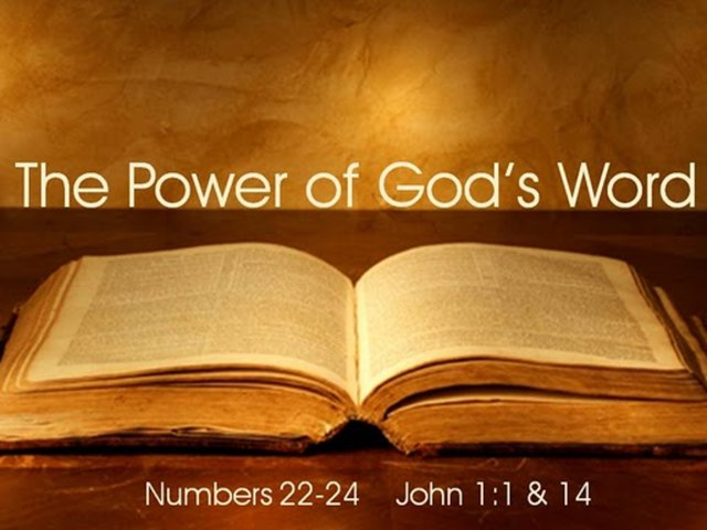 Power of God's Word