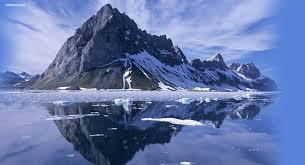 Reflective Mountain