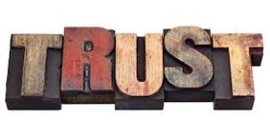 Trust (Abstract Letters)